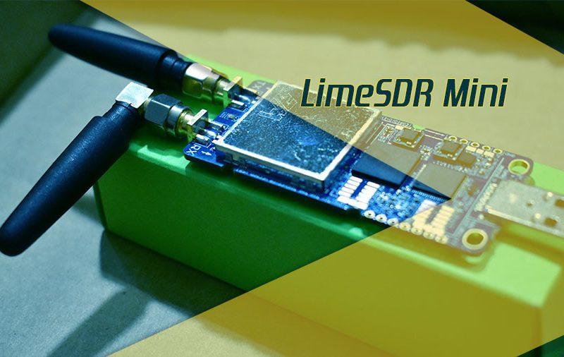 Giới thiệu LimeSDR Mini